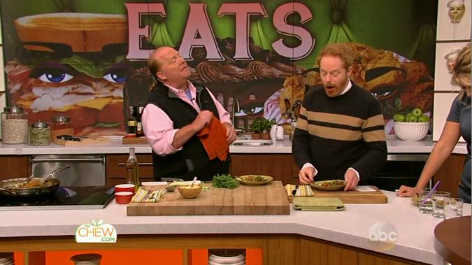 The Chew - April 28, 2016