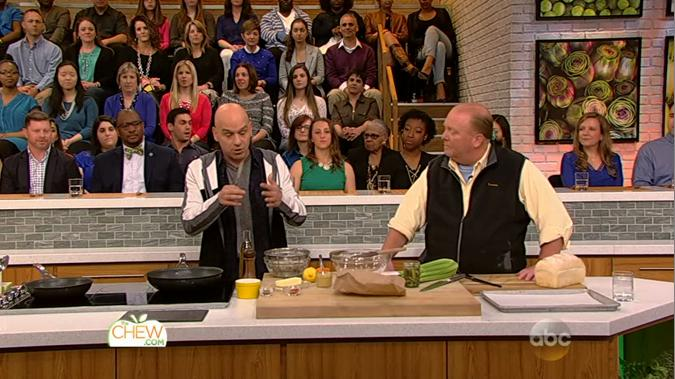 The Chew - April 27, 2016