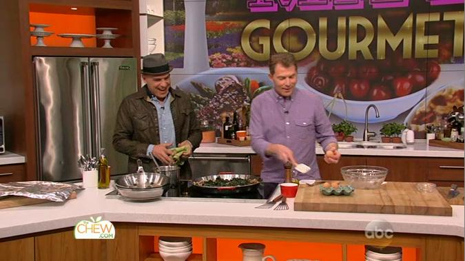 The Chew - May 19, 2016