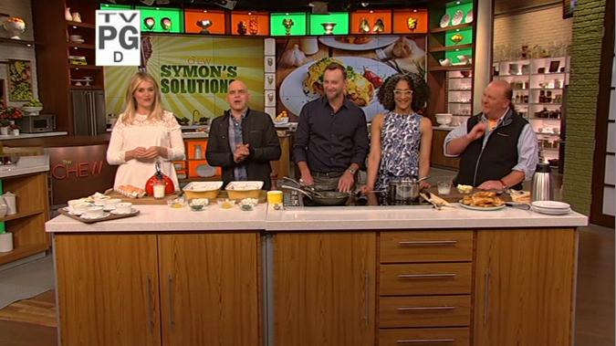 The Chew - May 20, 2016
