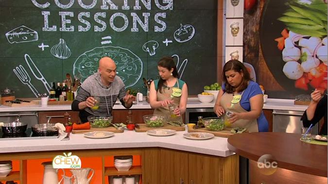 The Chew - May 3, 2016