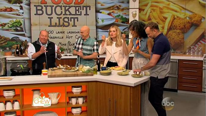 The Chew - May 24, 2016