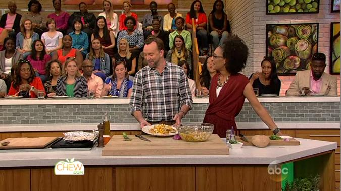 The Chew - August 23, 2016