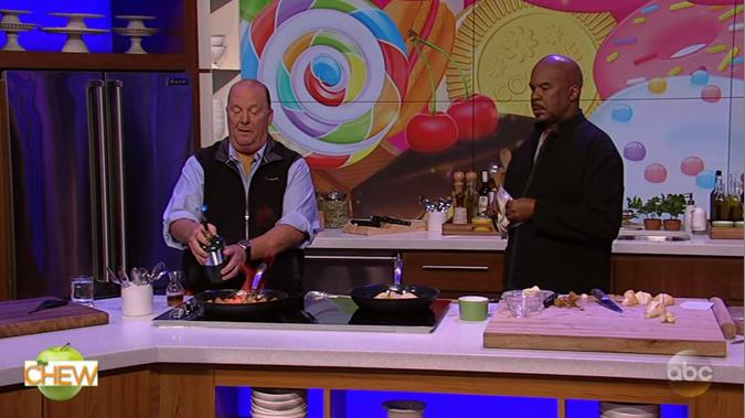 The Chew - September 22, 2016