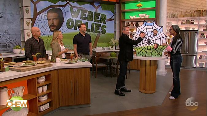 The Chew - September 23, 2016