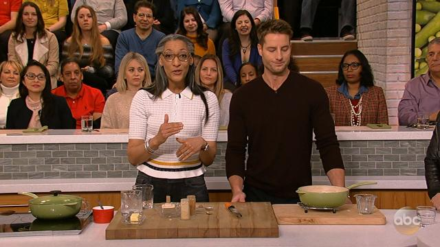 The Chew - January 10, 2017