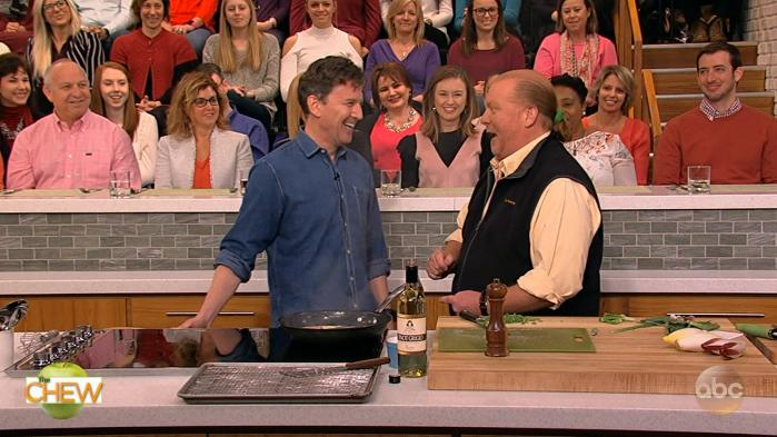 The Chew - March 28, 2017