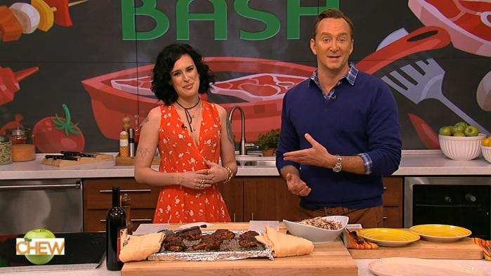 The Chew - March 29, 2017
